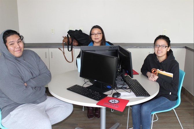 NOC Students Attend Ponca Tribal Access Site