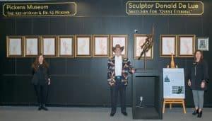 Pickens Art Exhibit