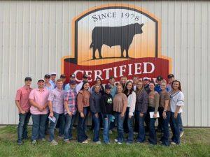 NOC Livestock Judging